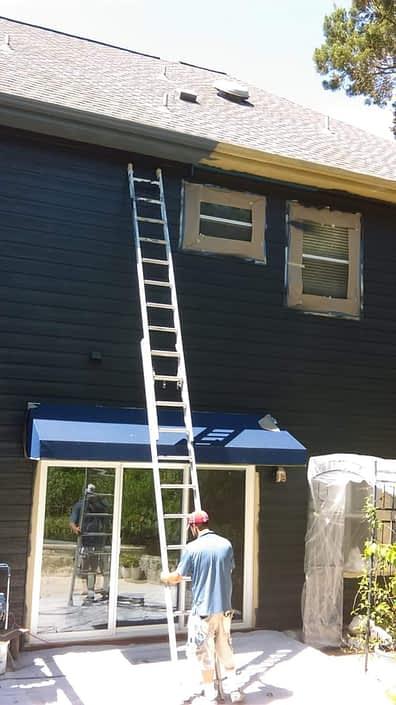 Exterior Painting Lakeway